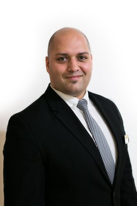 Hr. Daniel Simic Front Office Manager